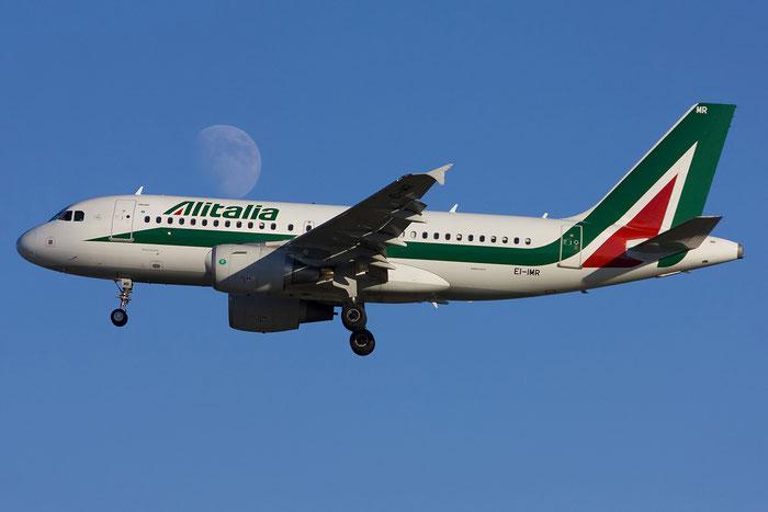 EI-IMR A319-111 4875 Alitalia @ Venezia Airport 27.08.2012 © Piti Spotter Club Verona