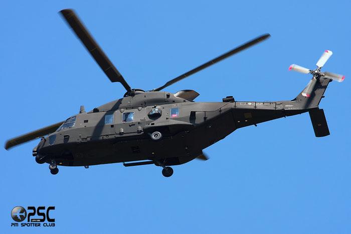 MM81539  E.I.222  UH-90A  1165/ITAR23  AgustaWestland @ Aeroporto di Verona   © Piti Spotter Club Verona
