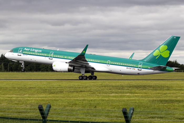 EI-CJX B757-2Y0 26160/555 Aer Lingus @ Dublin Airport 14.08.2016  © Piti Spotter Club Verona