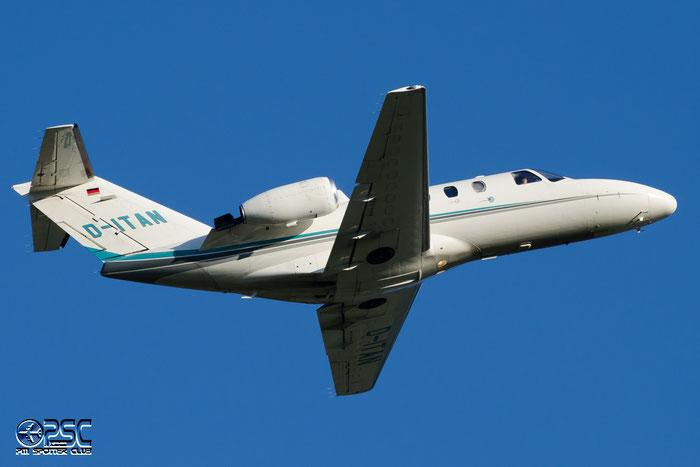 D-ITAN Ce525 525-0399 Transavia Luftfahrt GmbH @ Aeroporto di Bolzano © Piti Spotter Club Verona