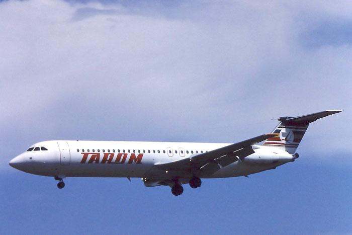 YR-BCI  BAe111-525FT  252  TAROM - Transporturile Aeriene Romane  @ Aeroporto di Verona © Piti Spotter Club Verona