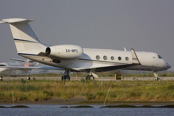 XA-MPS G-V 654 @ Venezia Airport 16.02.2012 © Piti Spotter Club Verona