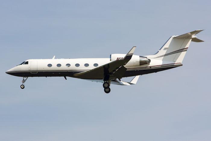 N583AJ G-IV 1184 Jerone S. Moss @ Venezia Airport 15.06.2013 © Piti Spotter Club Verona