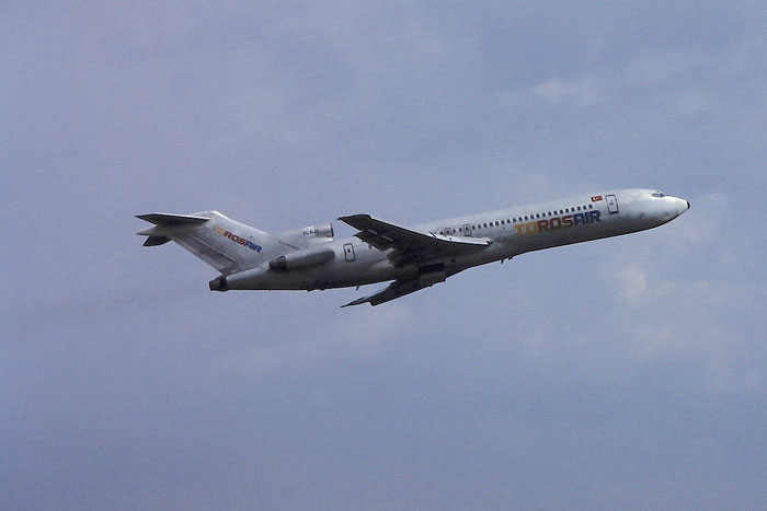 TC-AJY B727-291 19993/549 Torosair @ Aeroporto di Verona - © Piti Spotter Club Verona