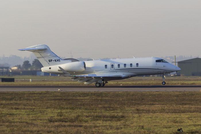 SP-KHI CL-350 20508 C.L.A. Invest Sp.z.o.o. - @ Aeroporto di Verona - 17712/2016 © Piti Spotter Club Verona
