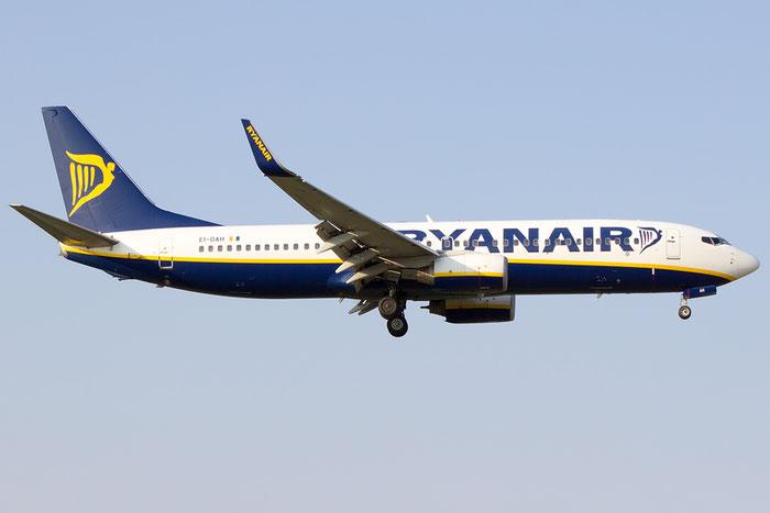 EI-DAH B737-8AS 33546/1269 Ryanair @ Bologna Airport 07.09.2014  © Piti Spotter Club Verona