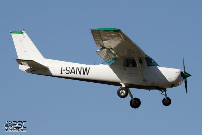I-SANW - Cessna 152 - Privato @ Aeroporto di Bolzano © Piti Spotter Club Verona