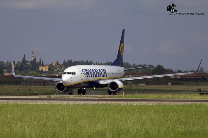 EI-DWY B737-8AS 33638/2518 Ryanair @ Aeroporto di Verona 25.05.2017  © Piti Spotter Club Verona