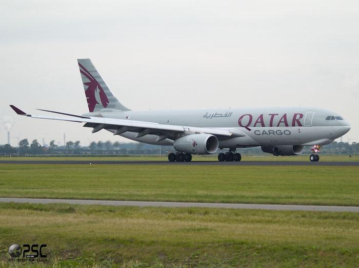 A7-AFY A330-243F 1386 Qatar Airways @ Amsterdam Airport 20.09.2013 © Piti Spotter Club Verona