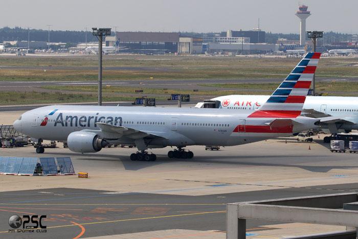 N784AN B777-223ER 29588/272 American Airlines @ Frankfurt Airport 25.07.2014 © Piti Spotter Club Verona