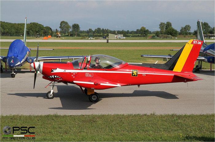 ST36   SF260M+  10-36  CC Air © Piti Spotter Club Verona