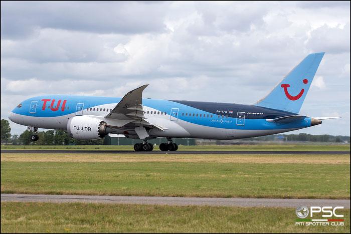 PH-TFK  B787-8  36427/182  TUI fly Netherlands  @ Amsterdam 2019 © Piti Spotter Club Verona