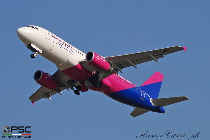 HA-LVM  A321-271NX  9564  Wizz Air @ Aeroporto di Verona 2021 © Piti Spotter Club Verona