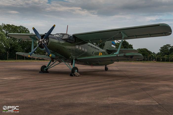 41   An-2  111747320  1. Eskadrill © Piti Spotter Club Verona