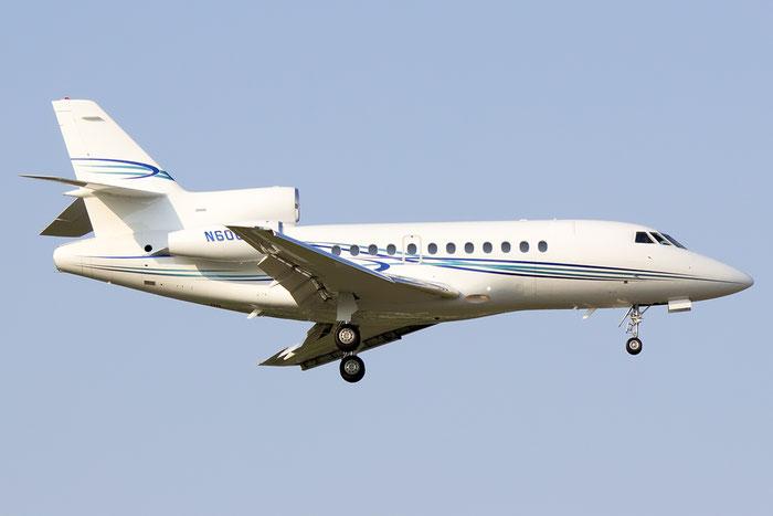 N600JM Falcon 900EX 5 Otari LLC @ Bologna Airport 07.09.2014 © Piti Spotter Club Verona