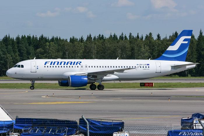 OH-LVG A319-112 1916 Finnair @ Helsinki Airport 2008 © Piti Spotter Club Verona