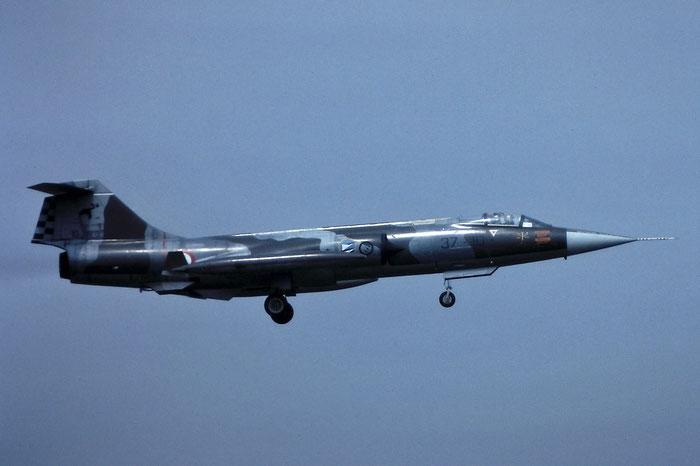 MM6775  37-10  F-104S-ASA-M  1075 @ Aeroporto di Verona   © Piti Spotter Club Verona