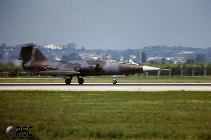 Gli F-104 del Terzo Stormo: 3-50 -  @ Aeroporto di Verona   © Piti Spotter Club Verona