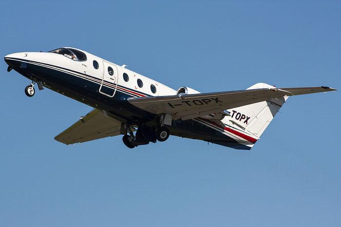 I-TOPX Beech 400A RK-579 Topjet Executive @ Treviso Airport 22.03.2013 © Piti Spotter Club Verona