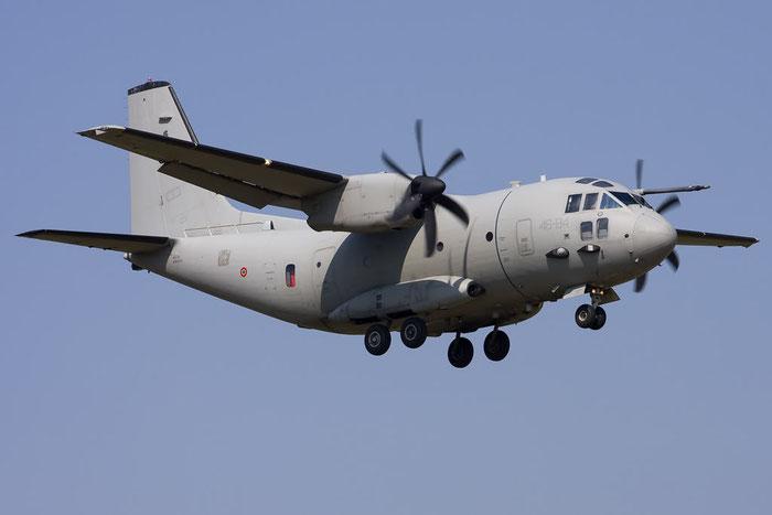MM62214  46-84  C-27J  4113  98° Gruppo TM @ Aeroporto di Verona   © Piti Spotter Club Verona