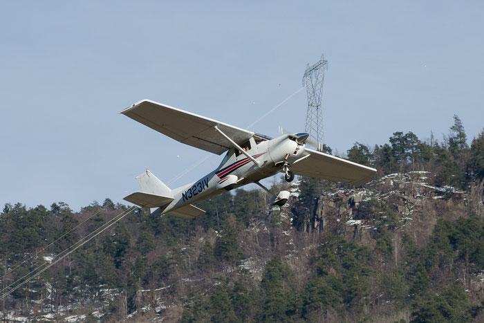 N3231V - Cessna 150 - Private @ Aeroporto di Bolzano © Piti Spotter Club Verona