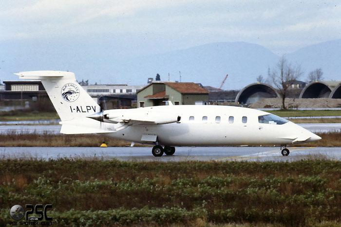 I-ALPV Piaggio P-180 Avanti P180 1010 @ Aeroporto di Verona © Piti Spotter Club Verona