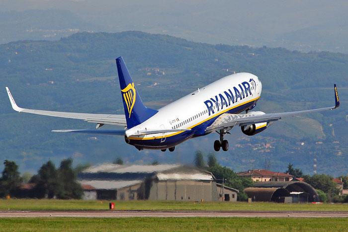 EI-FTP B737-800 44766/6252 Ryanair @ Aeroporto di Verona 02.05.2017  © Piti Spotter Club Verona
