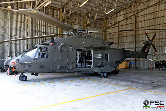 MM81555  E.I.238  UH-90A  1280/ITAR39  27° Gruppo Sqd AVES © Piti Spotter Club Verona