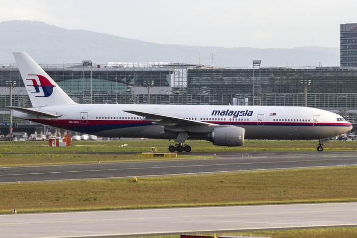 9M-MRH B777-2H6ER 28415/151 Malaysia Airlines @ Frankfurt Airport 08.05.2015 © Piti Spotter Club Verona