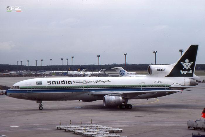HZ-AHM L-1011-200 193S-1171 Saudia - Saudi Arabian Airlines © 2018 courtesy of Marco Ceschi - Piti Spotter Club Verona
