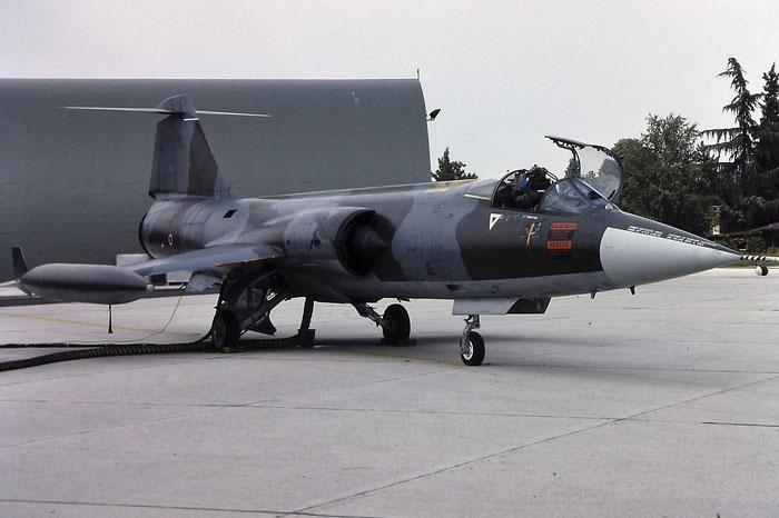 MM6934  9-31  (51-14)  F-104S-ASA-M   Grazzanise (CE) © Piti Spotter Club Verona