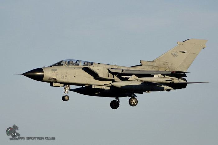 MM7004  6-55  Tornado IDS MLU RET7  086/IS003/5006  GEA 6° Stormo © Piti Spotter Club Verona