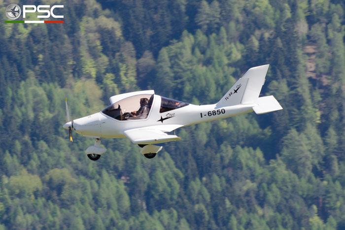 I-6850 Private · TL-Ultralight TL-96 Star @ Aeroporto di Bolzano © Piti Spotter Club Verona