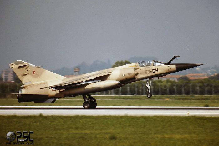 Dassault Mirage F1CR French Air Force ER.1/33 610 33-CH @ Aeroporto di Verona © Piti Spotter Club Verona