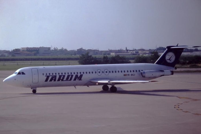 YR-BCI BAe111-525FT 252 TAROM - Transporturile Aeriene Romane @ Aeroporto di Verona  @ Aeroporto di Verona © Piti Spotter Club Verona