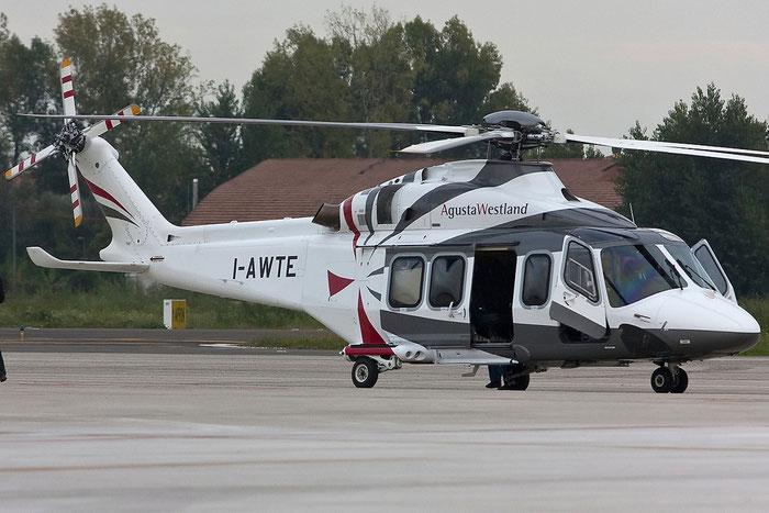 I-AWTE AgustaWestland AW139 ( c/n 31133 ) @ Treviso Airport 12.10.2012 © Piti Spotter Club Verona