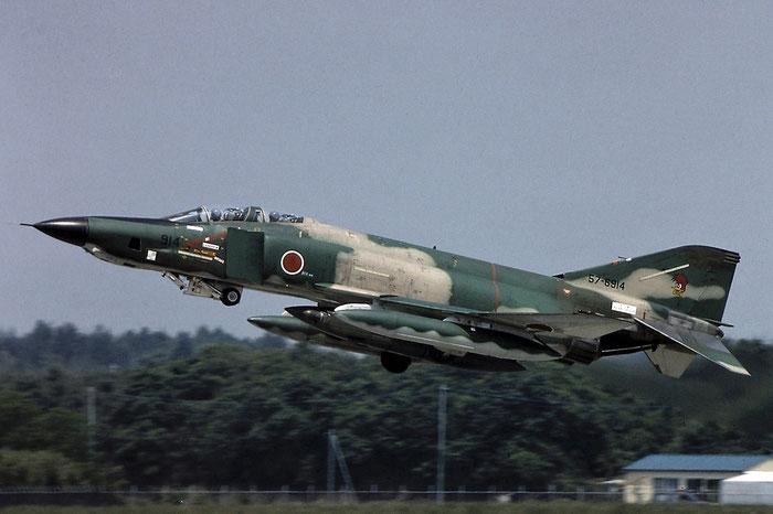 57-6914   RF-4E Kai  4645  ex 501 Hikotai © Piti Spotter Club Verona