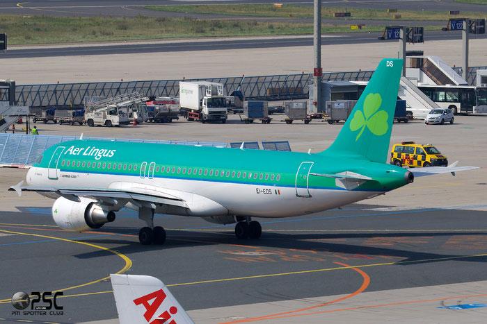 EI-EDS A320-214 3755 Aer Lingus    @ Frankfurt Airport 25.07.2014 © Piti Spotter Club Verona
