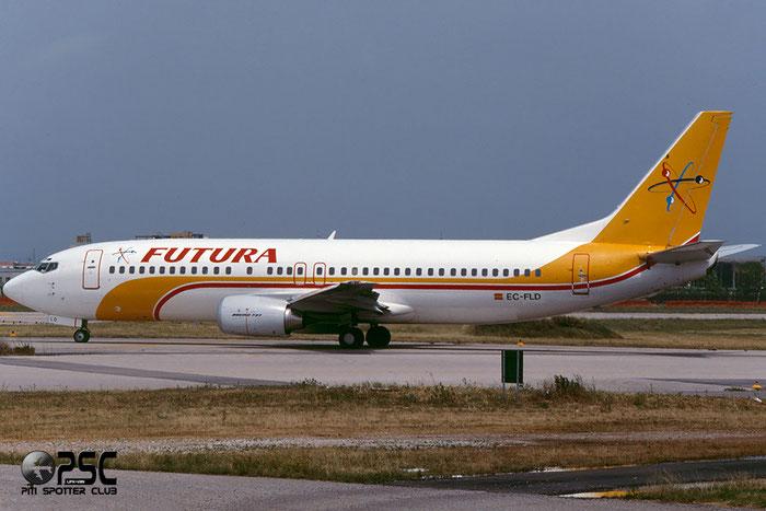 EC-FLD  B737-4Y0  25180/2201  Futura International Airways   @ Aeroporto di Verona © Piti Spotter Club Verona