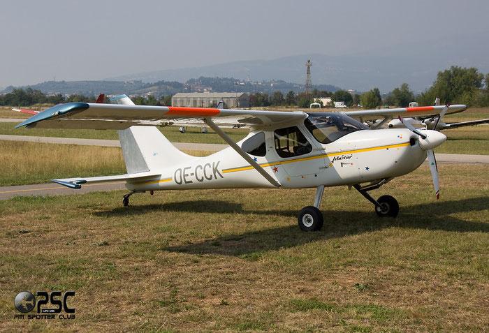 OE-CCK Kitzmantel GlaStar SH-1 GLST 5884 @ Aeroporto Verona Boscomantico © Piti Spotter Club Verona