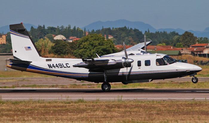 N449LC RC690A 11187 TJ Air Holdings Inc. @ Aeroporto di Verona 27.08.2018  © Piti Spotter Club Verona