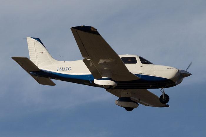 I-MATG - Piper PA-28 Archer - Private @ Aeroporto di Bolzano © Piti Spotter Club Verona