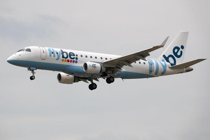 G-FBJH ERJ175STD 17000351 Flybe - British European  @ Aeroporto di Verona 25.08.2018  © Piti Spotter Club Verona