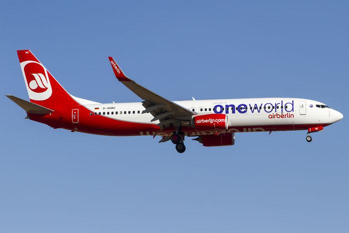 D-ABMC B737-86J 37752/3835 Air Berlin @ Palma de Mallorca Airport 07.2014 © Piti Spotter Club Verona