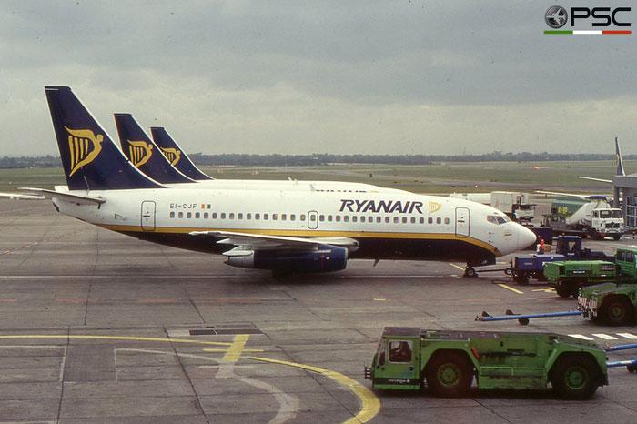 EI-CJF B737-204 22967/953 Ryanair © 2018 courtesy of Marco Ceschi - Piti Spotter Club Verona