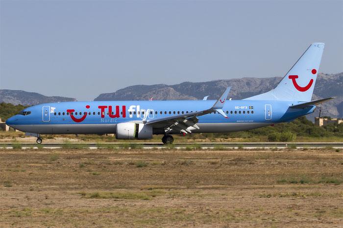 SE-RFX B737-8K5 37246/3994 TUIfly Nordic @ Palma de Mallorca Airport 07.2014 © Piti Spotter Club Verona