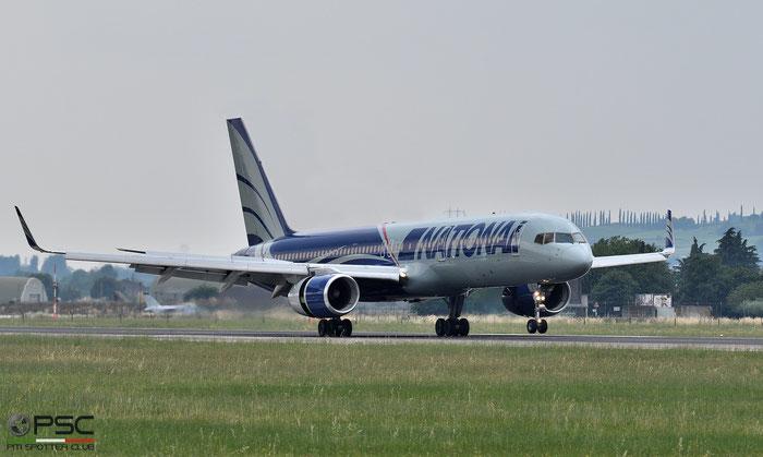 N567CA  B757-223  24608/384  National Airlines  @ Aeroporto di Verona 11.2020  © Piti Spotter Club Verona