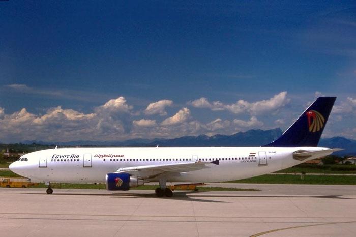 SU-GAZ A300B4-622R 616 EgyptAir @ Aeroporto di Verona © Piti Spotter Club Verona