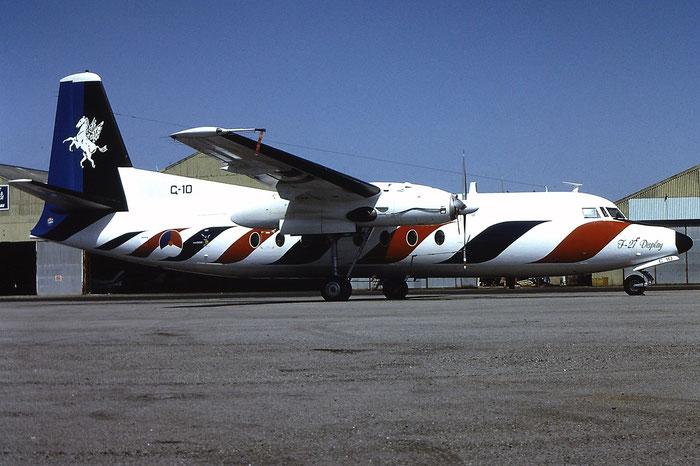 C-10   F27-300M  10160  NMM Soesterberg © Piti Spotter Club Verona