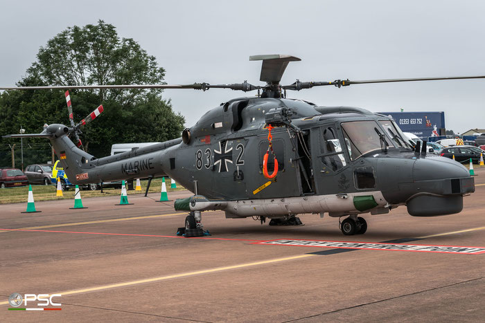 83+20   Super Lynx Mk88A  388  MFG5 © Piti Spotter Club Verona